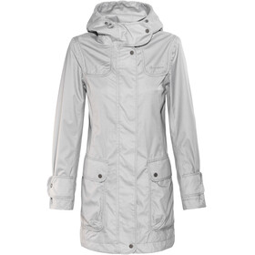 Finside Joutsen Zip-In Jacket Women Silver Melange